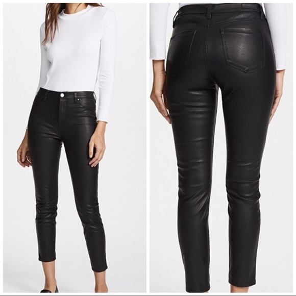 Blank NYC Pants - BLANKNYC Vegan Leather Skinny Pants